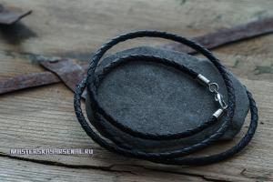 Кожаный шнур Гайтан